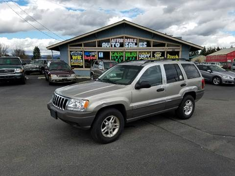 2003 Jeep Grand Cherokee for sale in Post Falls, ID