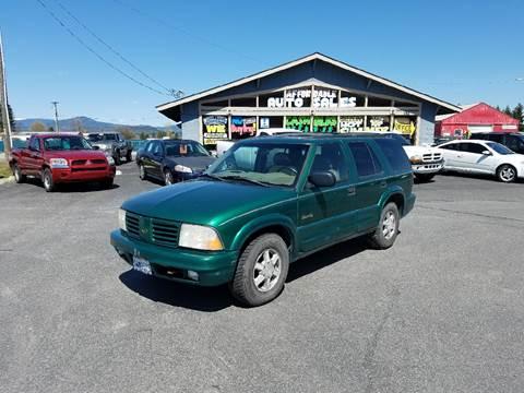 1999 Oldsmobile Bravada for sale in Post Falls, ID