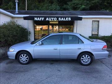 2002 Honda Accord for sale in Roanoke, VA