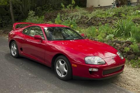 1997 Toyota Supra for sale in Roanoke, VA