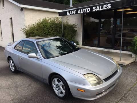 2001 Honda Prelude For Sale In Roanoke, VA