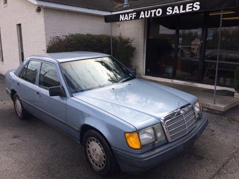 1987 Mercedes-Benz 300-Class for sale in Roanoke, VA