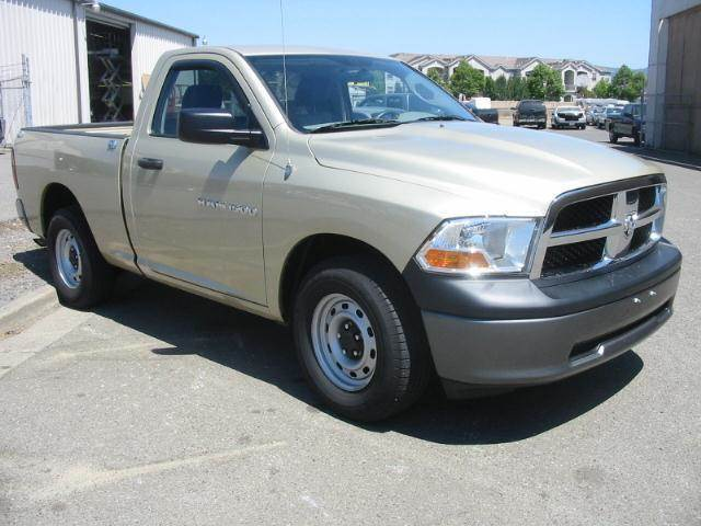 2011 Dodge Ram Pickup 1500 for sale at Sutherlands Auto Center in Rohnert Park CA