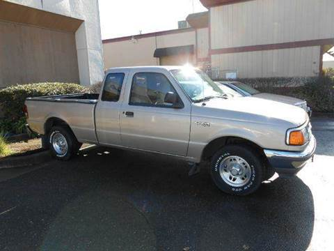 1997 Ford Ranger for sale at Sutherlands Auto Center in Rohnert Park CA