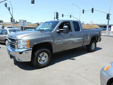 2007 Chevrolet Silverado 2500HD for sale at Sutherlands Auto Center in Rohnert Park CA
