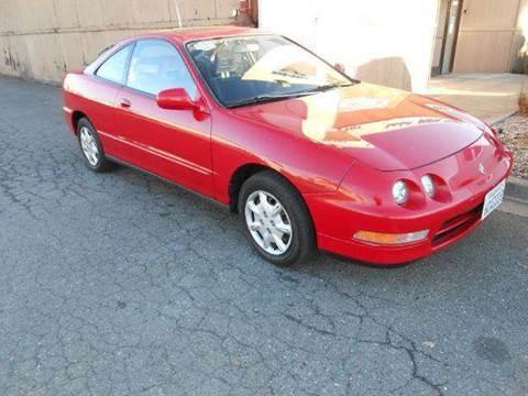 1996 Acura Integra for sale at Sutherlands Auto Center in Rohnert Park CA