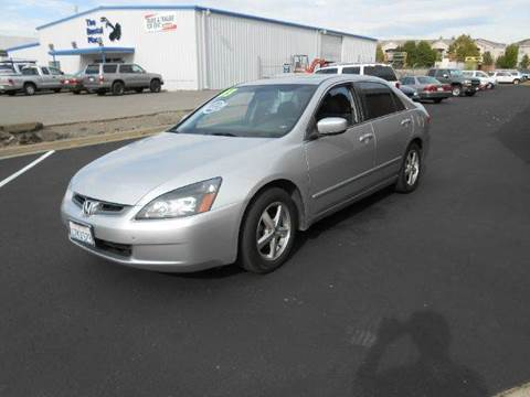 2003 Honda Accord for sale at Sutherlands Auto Center in Rohnert Park CA