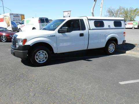 2011 Ford F-150 for sale at Sutherlands Auto Center in Rohnert Park CA