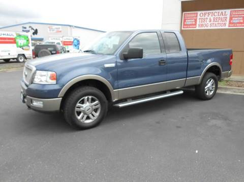 2004 Ford F-150 for sale at Sutherlands Auto Center in Rohnert Park CA