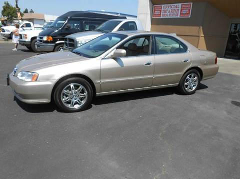 2000 Acura TL for sale at Sutherlands Auto Center in Rohnert Park CA