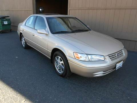 1997 Toyota Camry for sale at Sutherlands Auto Center in Rohnert Park CA