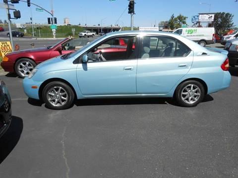 2001 Toyota Prius for sale at Sutherlands Auto Center in Rohnert Park CA