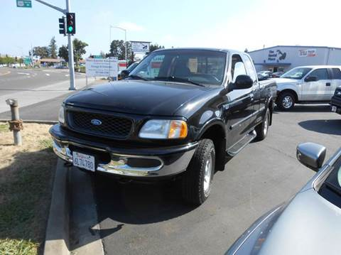 1997 Ford F-150 for sale at Sutherlands Auto Center in Rohnert Park CA