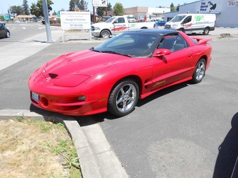 2002 Pontiac Firebird for sale in Rohnert Park, CA