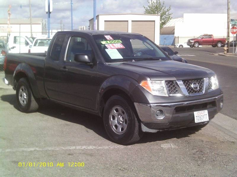 2005 Nissan Frontier 4dr King Cab Le Rwd Sb In Stockton Ca Valley