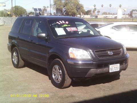 2004 Honda Pilot for sale in Stockton, CA
