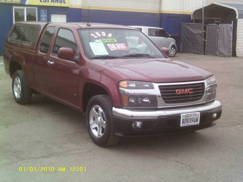 2009 GMC Canyon for sale in Stockton, CA