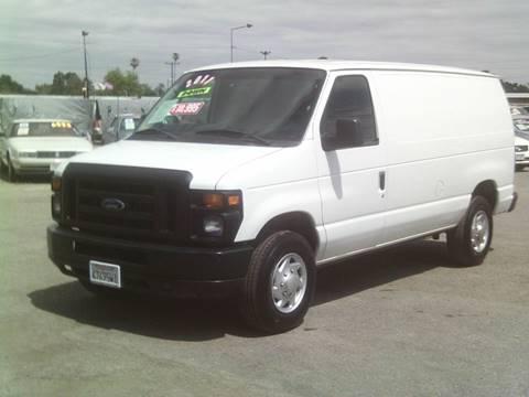 2011 Ford E-Series Cargo for sale in Stockton, CA