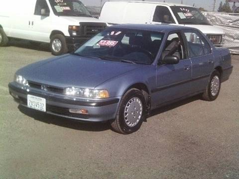 Honda Dealer San Jose >> 1990 Honda Accord For Sale In Stockton Ca