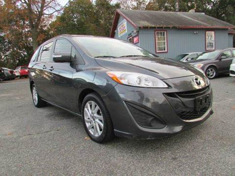 2014 Mazda MAZDA5 for sale at Auto Outlet Of Vineland in Vineland NJ