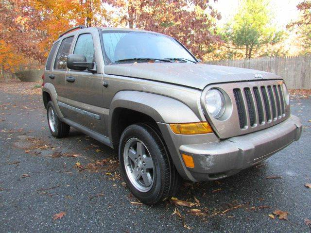 2005 Jeep Liberty Renegade 4WD 4dr SUV   Vineland NJ