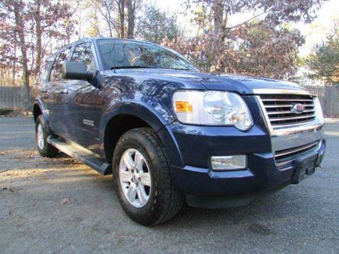 2008 Ford Explorer for sale at Auto Outlet Of Vineland in Vineland NJ