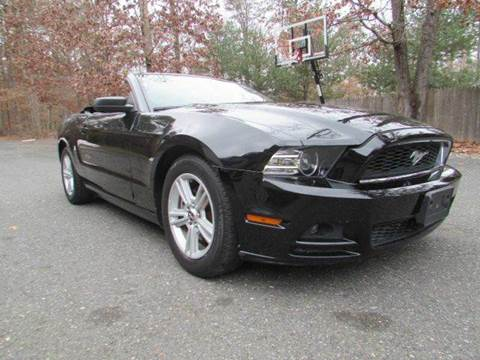 2014 Ford Mustang for sale at Auto Outlet Of Vineland in Vineland NJ