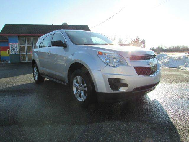 2012 Chevrolet Equinox for sale at Auto Outlet Of Vineland in Vineland NJ
