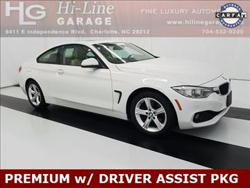 2014 BMW 4 Series for sale in Charlotte, NC
