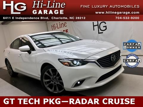 2016 Mazda MAZDA6 for sale in Charlotte, NC