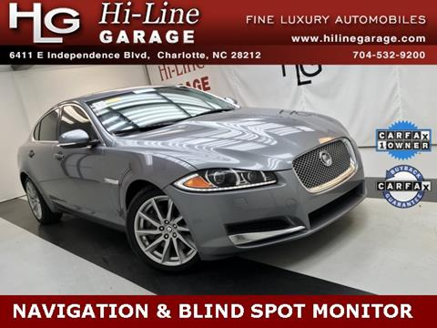 2013 Jaguar XF for sale in Charlotte, NC