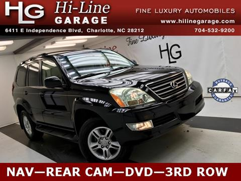 2006 Lexus GX 470 for sale in Charlotte, NC
