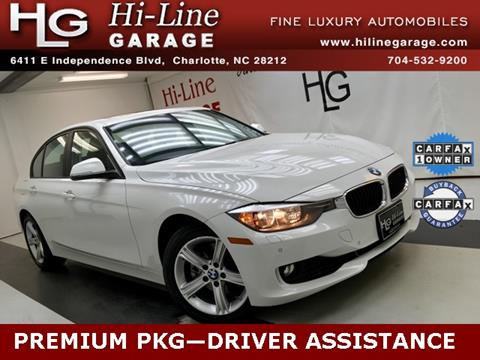 2015 BMW 3 Series for sale in Charlotte, NC