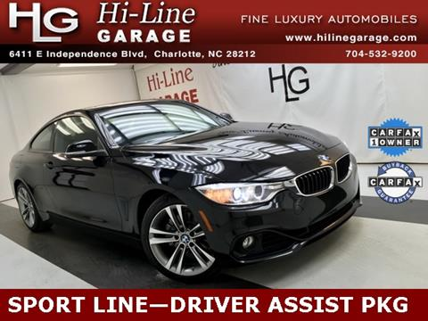 2015 BMW 4 Series for sale in Charlotte, NC