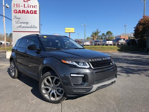 2017 Land Rover Range Rover Evoque for sale in Charlotte, NC