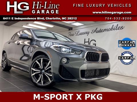 2018 BMW X2 for sale in Charlotte, NC