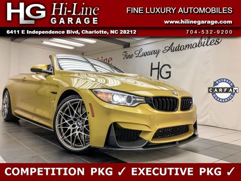 2016 BMW M4 for sale in Charlotte, NC