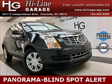 2015 Cadillac SRX for sale in Charlotte, NC