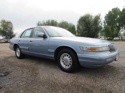 1997 Mercury Grand Marquis for sale in Longmont, CO