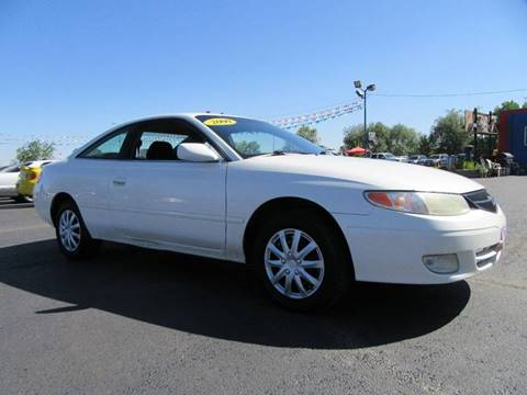 2000 Toyota Camry Solara for sale in Longmont, CO