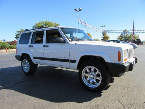 2001 Jeep Cherokee for sale in Longmont, CO