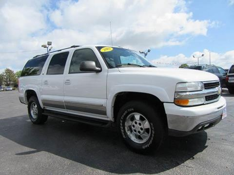 2002 Chevrolet Suburban for sale in Longmont, CO