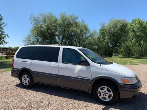 2002 Pontiac Montana for sale in Longmont, CO