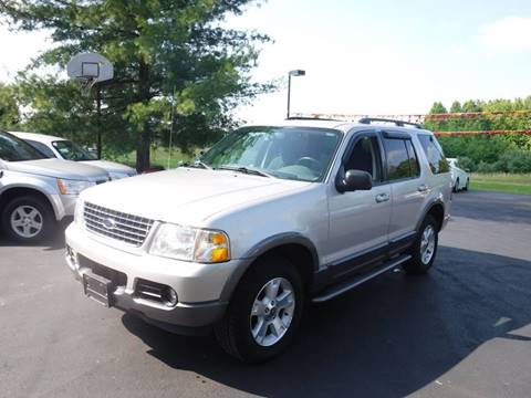 2003 Ford Explorer for sale in Johnston City, IL