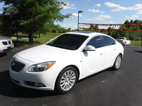 2011 Buick Regal for sale in Johnston City, IL