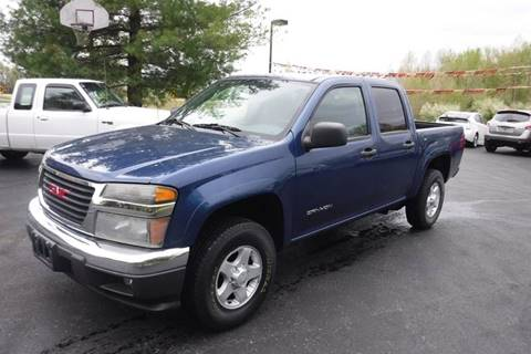 2005 GMC Canyon for sale in Johnston City, IL