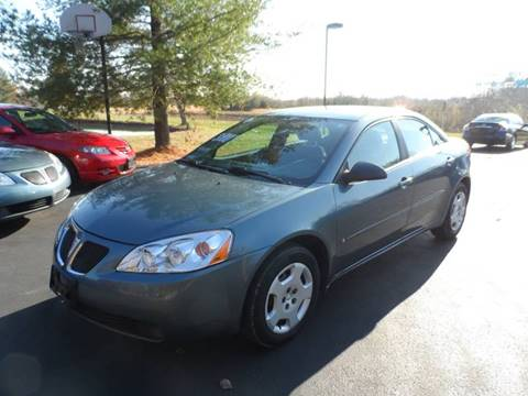 2006 Pontiac G6 for sale in Johnston City, IL
