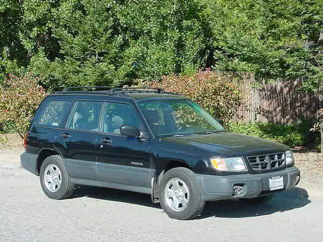 1998 Subaru Forester AWD L 4dr Wagon - Freedom CA