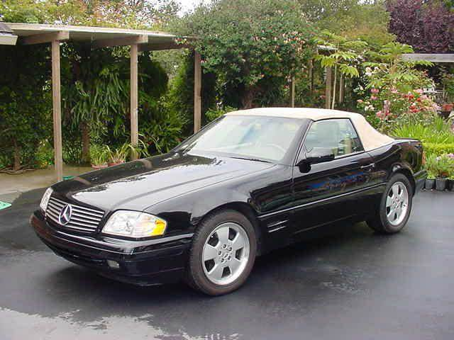 1999 Mercedes-Benz SL-Class SL500 Roadster - Freedom CA