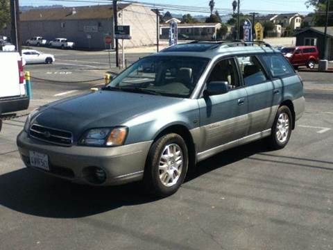 2001 Subaru Outback for sale in Freedom CA